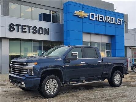 2020 Chevrolet Silverado 3500HD High Country (Stk: 20-051) in Drayton Valley - Image 1 of 7