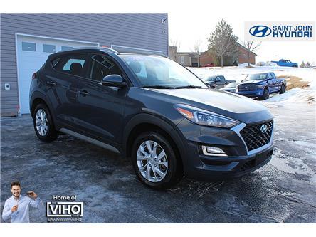 2019 Hyundai Tucson Preferred (Stk: U2546) in Saint John - Image 1 of 21