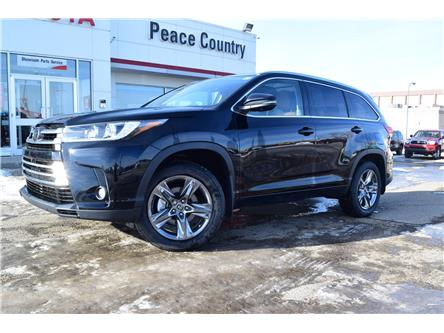 2019 Toyota Highlander Limited (Stk: 19178) in Dawson Creek - Image 1 of 17