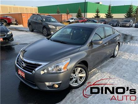 2015 Nissan Altima  (Stk: 369216) in Orleans - Image 1 of 27