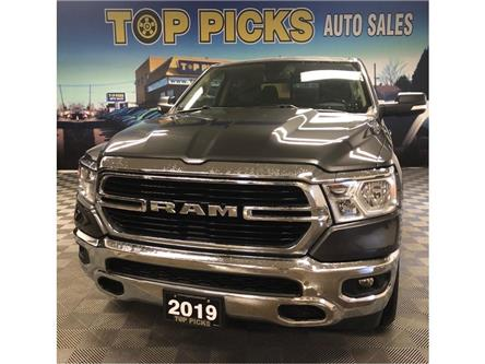 2019 RAM 1500 Big Horn (Stk: 579643) in NORTH BAY - Image 1 of 27