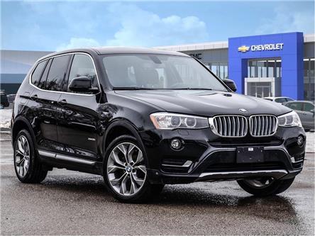 2017 BMW X3 xDrive28i (Stk: 223466A) in Markham - Image 1 of 30