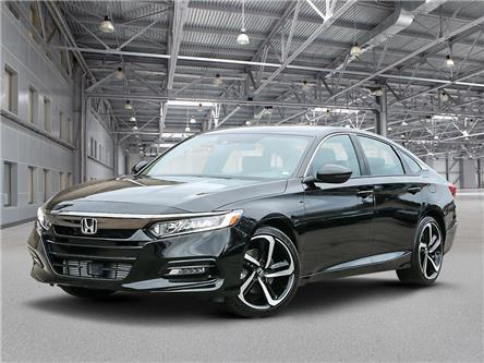 2020 Honda Accord Sport 2.0T (Stk: 6L08150) in Vancouver - Image 1 of 23