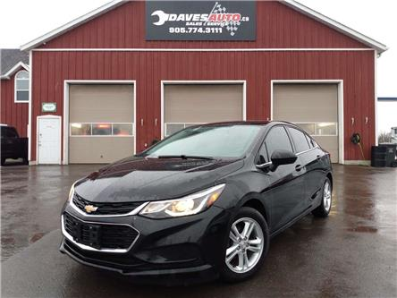 2016 Chevrolet Cruze LT Manual (Stk: 25060) in Dunnville - Image 1 of 30