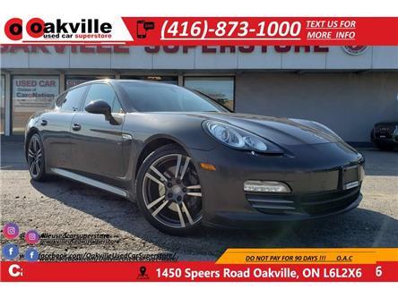 2012 Porsche Panamera 4   SUNROOF   NAVI   HEATED SEATS   TURBO WHEELS (Stk: G0006) in Oakville - Image 1 of 22