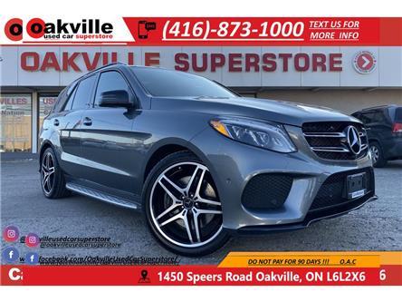 2017 Mercedes-Benz GLE-Class AMG GLE 43 | NIGHT PKG | NAVI | PANO | 360 CAM (Stk: G0009) in Oakville - Image 1 of 21