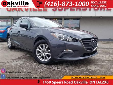 2014 Mazda Mazda3 BLUETOOTH I B/U CAM I ALLOY RIMS   GREAT VALUE (Stk: P0006) in Oakville - Image 1 of 24