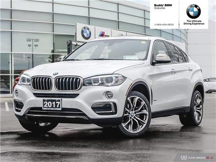 2017 BMW X6 xDrive35i (Stk: T604994A) in Oakville - Image 1 of 28