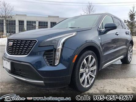 2020 Cadillac XT4 Premium Luxury (Stk: LF044755) in BOLTON - Image 1 of 13