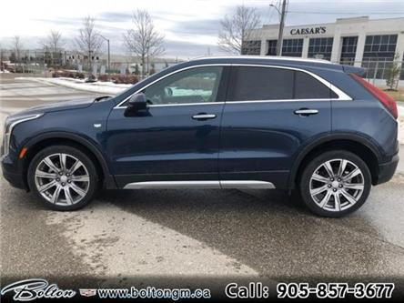 2020 Cadillac XT4 Premium Luxury (Stk: LF044755) in BOLTON - Image 2 of 13