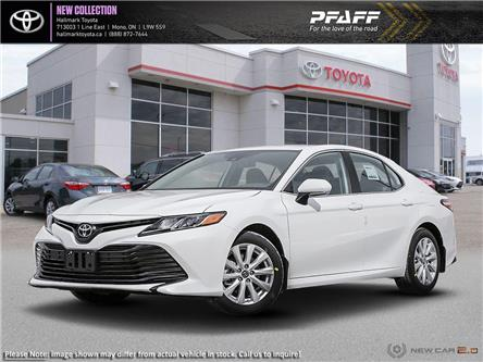 2020 Toyota Camry 4-Door Sedan LE 8A (Stk: H20362) in Orangeville - Image 1 of 24