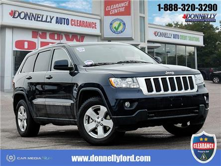 2011 Jeep Grand Cherokee Laredo (Stk: CLDS4A) in Ottawa - Image 1 of 28