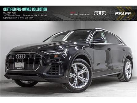 2019 Audi Q8 55 Technik (Stk: 53541) in Newmarket - Image 1 of 22