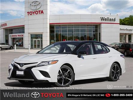 2020 Toyota Camry XSE (Stk: L6924) in Welland - Image 1 of 24