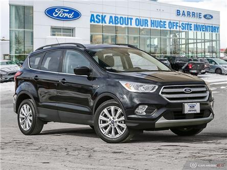 2019 Ford Escape SEL (Stk: 6509R) in Barrie - Image 1 of 27