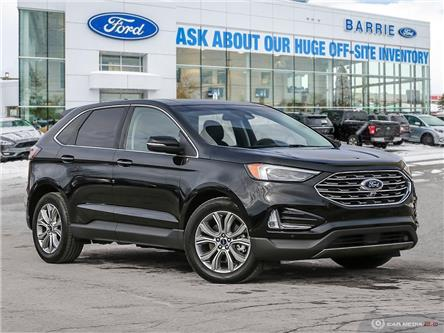2019 Ford Edge Titanium (Stk: 6506R) in Barrie - Image 1 of 27