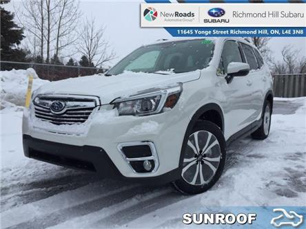 2020 Subaru Forester Limited (Stk: 34328) in RICHMOND HILL - Image 1 of 24