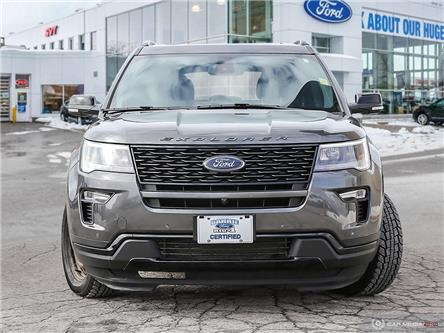 2018 Ford Explorer Sport (Stk: T1698A) in Barrie - Image 2 of 27