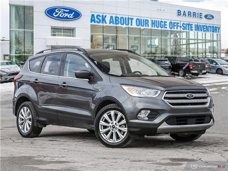2019 Ford Escape SEL (Stk: 6511R) in Barrie - Image 1 of 27