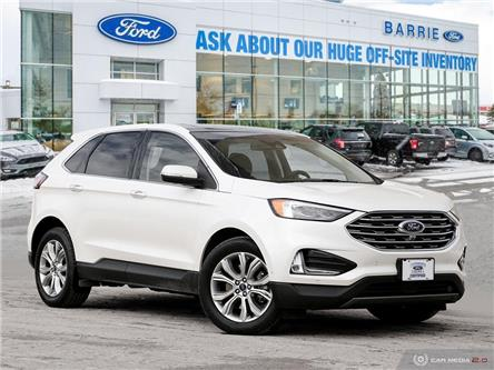 2019 Ford Edge Titanium (Stk: 6507R) in Barrie - Image 1 of 27