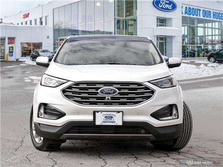 2019 Ford Edge Titanium (Stk: 6507R) in Barrie - Image 2 of 27