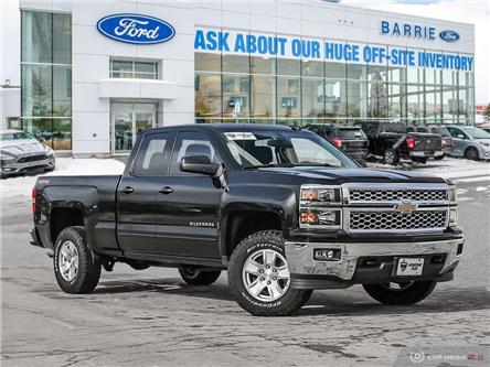 2015 Chevrolet Silverado 1500  (Stk: T1557A) in Barrie - Image 1 of 27