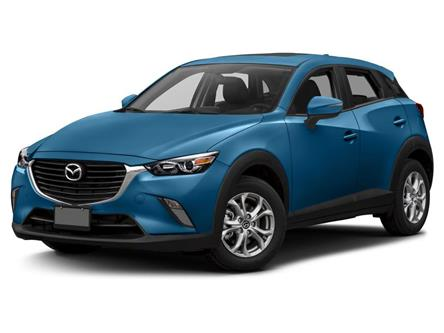2016 Mazda CX-3 GS (Stk: YL017A) in Kamloops - Image 1 of 9