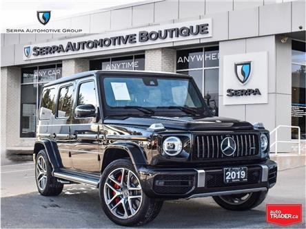 2019 Mercedes-Benz AMG G 63 Base (Stk: C1014) in Aurora - Image 1 of 30