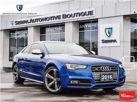 2016 Audi S5 3.0T Technik plus (Stk: P1389) in Aurora - Image 1 of 30