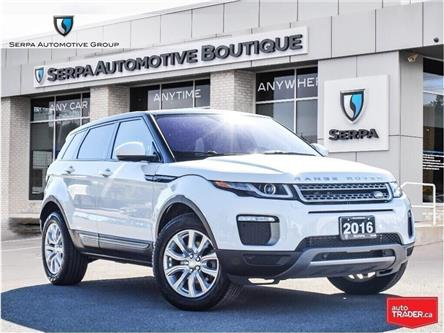 2016 Land Rover Range Rover Evoque SE (Stk: P1345) in Aurora - Image 1 of 28