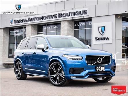 2019 Volvo XC90 T6 R-Design (Stk: SC1017) in Aurora - Image 1 of 28