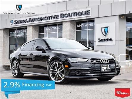 2016 Audi S7 4.0T (Stk: P1277A) in Aurora - Image 1 of 18