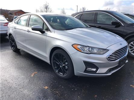 2019 Ford Fusion SE (Stk: FS9614) in Waterloo - Image 1 of 5