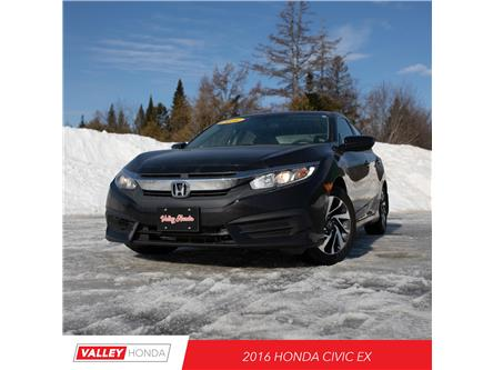 2016 Honda Civic EX (Stk: U5122A) in Woodstock - Image 1 of 11
