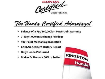 2015 Honda Civic LX (Stk: 20P012A) in Kingston - Image 2 of 4