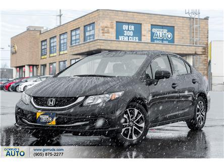 2015 Honda Civic EX (Stk: 050642) in Milton - Image 1 of 19
