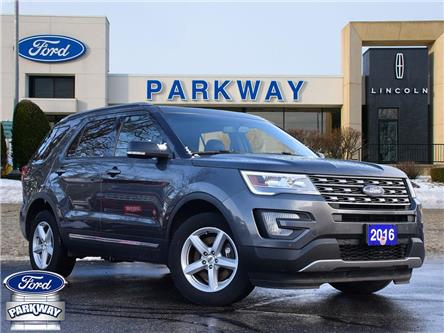 2016 Ford Explorer XLT (Stk: ES8974A) in Waterloo - Image 1 of 25