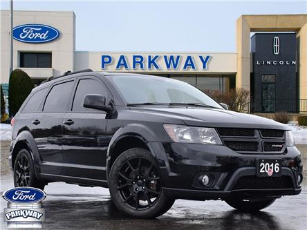 2016 Dodge Journey SXT/Limited (Stk: ZA792A) in Waterloo - Image 1 of 30