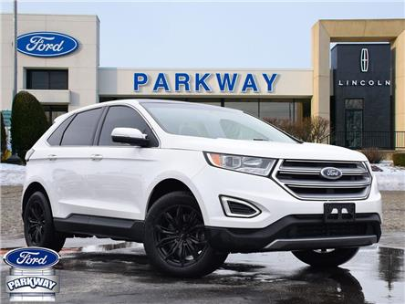2016 Ford Edge SEL (Stk: EDA778A) in Waterloo - Image 1 of 30