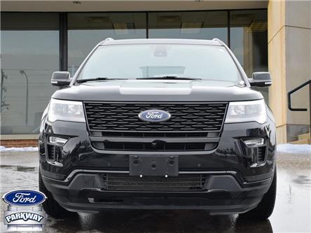 2018 Ford Explorer Sport (Stk: XA815A) in Waterloo - Image 2 of 29