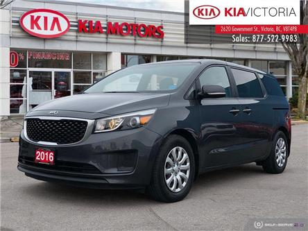 2016 Kia Sedona L (Stk: SP20-181A) in Victoria - Image 1 of 23