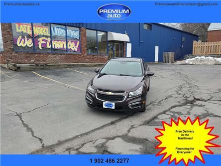 2015 Chevrolet Cruze 1LT (Stk: 277805) in Dartmouth - Image 1 of 21