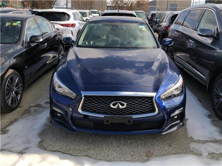 2020 Infiniti Q50 Pure (Stk: 20Q503) in Newmarket - Image 1 of 4