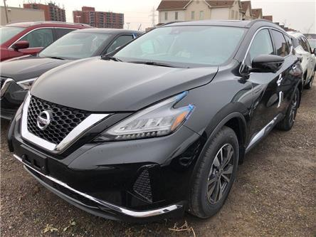 2020 Nissan Murano SV (Stk: LN102670) in Whitby - Image 1 of 3
