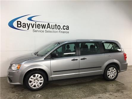 2016 Dodge Grand Caravan SE/SXT (Stk: 36479J) in Belleville - Image 1 of 22