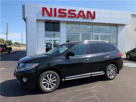 2015 Nissan Pathfinder SL (Stk: 19320A) in Sarnia - Image 1 of 20