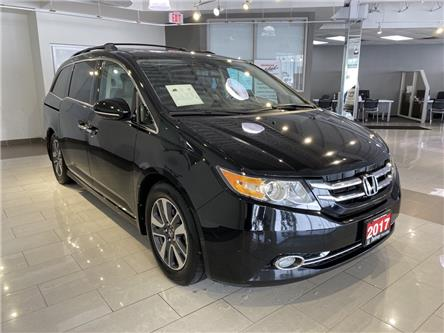 2017 Honda Odyssey Touring (Stk: 16669A) in North York - Image 1 of 20