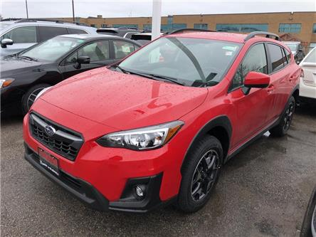 2020 Subaru Crosstrek Touring (Stk: X20058) in Oakville - Image 1 of 5