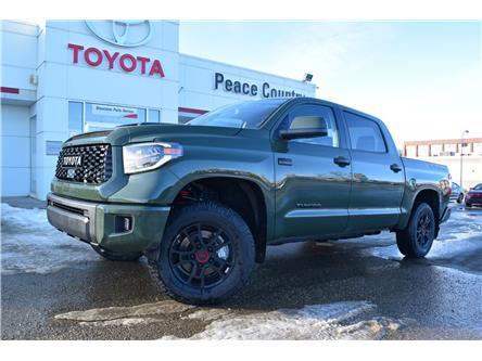 2020 Toyota Tundra Base (Stk: 2090) in Dawson Creek - Image 1 of 14