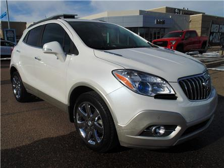 2016 Buick Encore Premium (Stk: 136730) in Medicine Hat - Image 1 of 23